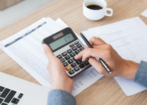 подсчёт налогов
