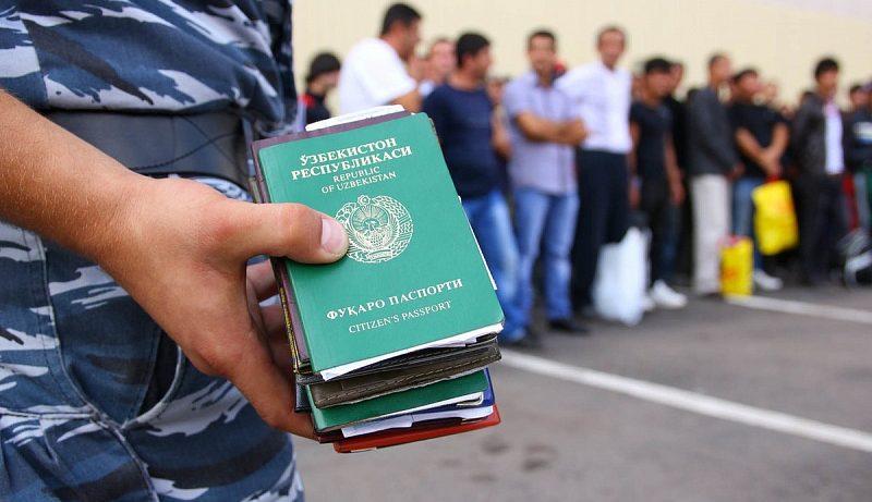 В России мигрантов поставили под более жёсткий контроль