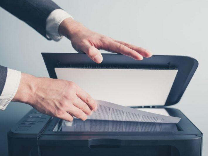 Заполняем уведомление о прибытии и готовим пакет документов
