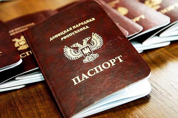 Законопроект: жителям Донбасса позволят работать в РФ без разрешительных документов