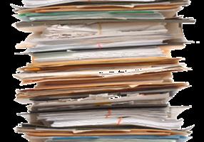 Все документы в одной папке: о чём не стоит забывать