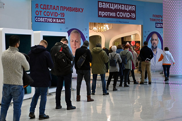 Приём заявок от работодателей на вакцинацию в СПб продлили до 30 июля